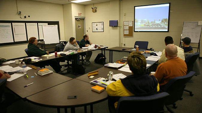 image of training in Incident Command: Capabilities, Planning and Response Actions for All Hazards