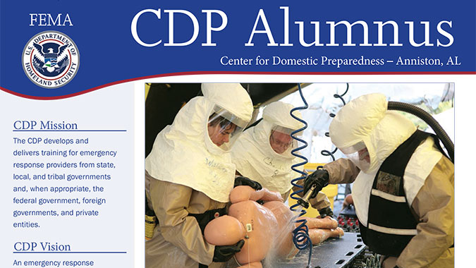 CDP Alumnus Issue 13 cover