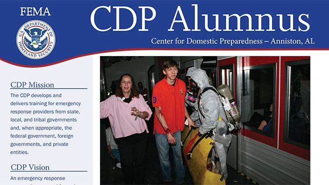 CDP Alumnus Issue 11 cover