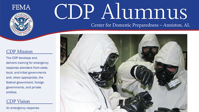 CDP Alumnus Issue 10 cover