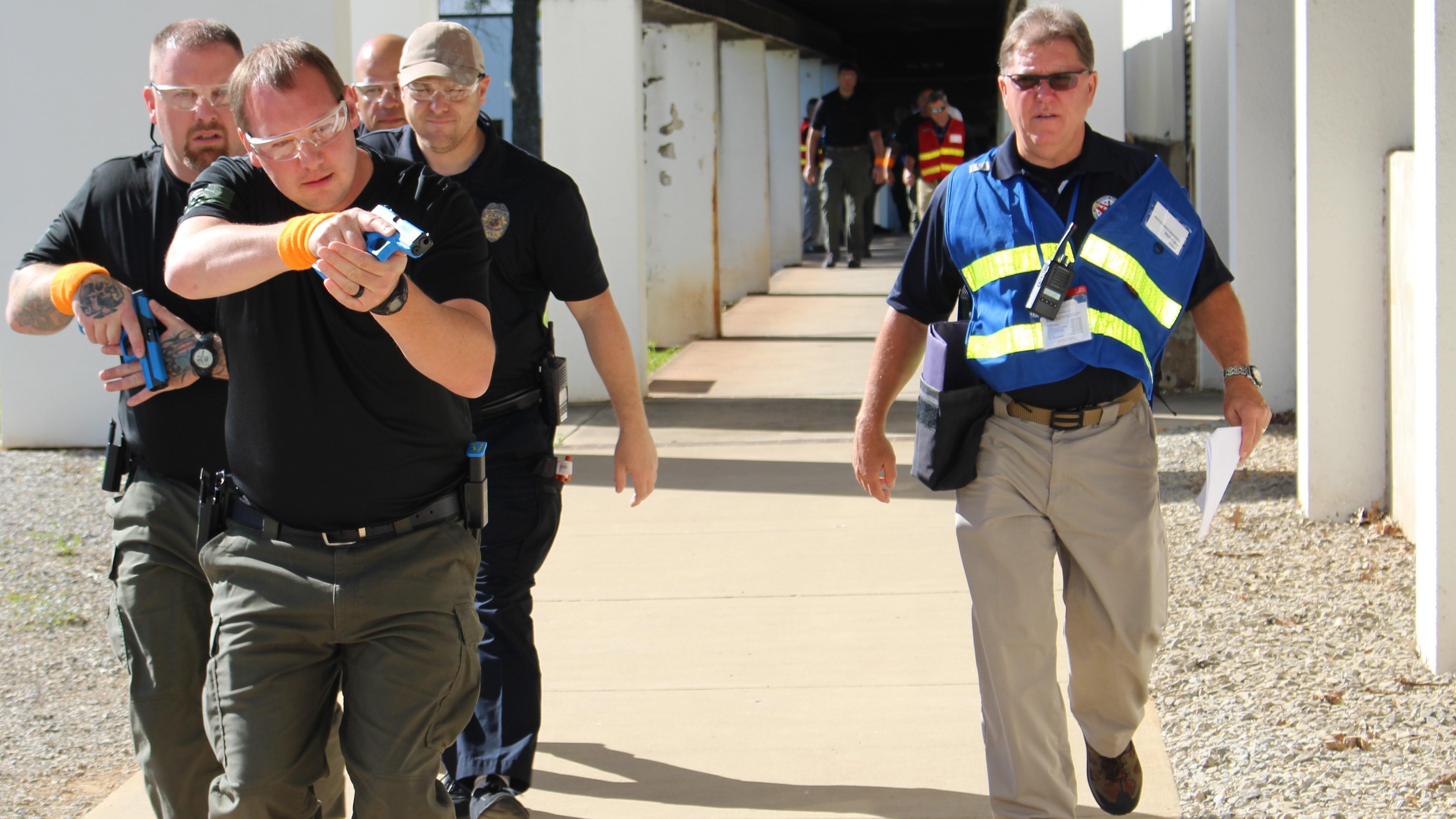 FEMA's Premier All-Hazards Training Center - Center for